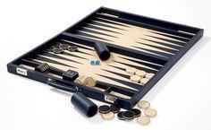 Contemporary Backgammon Set by Geoffrey Parker - Zontik Games ($500-5000) - Svpply