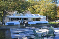 Scranton Rent All Clear Top Tent Wedding Tents