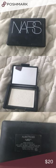 c324054871b Shop Women s NARS White Gold size OS Luminizer at a discounted price at  Poshmark. Description  NARS highlighter in Albatross.