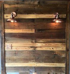 Reclaimed Wood Queen Headboard by ArtiqueRusticDesigns on Etsy