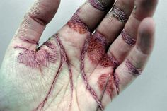 """Eliza Bennett Sews Her Own Skin In """"A Woman's Work is Never Done"""""""
