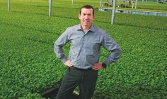 BrightFarms CEO Paul Lightfoot discusses large-scale production and distribution of local foods for the greater public.