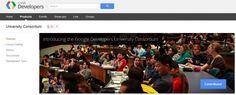 Google lanza proyectos para compartir cursos online y aprender a programar en su plataforma