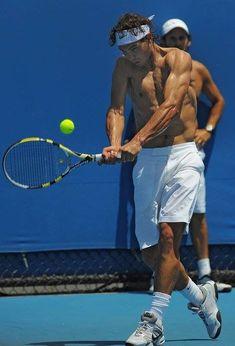 Rafa #tennishumor