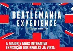 """Confira os detalhes da """"Beatlemania Experience"""", maior exposição sobre os 4 rapazes de Liverpool já realizada, que chega a São Paulo em agosto e a venda de ingressos já começou.  #thebeatles #beatles #beatlemaniaexperience #saopaulo #brazil"""