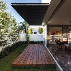 Dream Home Design, House Design, Open Living Area, Ideas Para, Home Goods, Mexico, Deck, Patio, Exterior