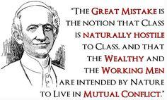 Pope Leo XIII, quote.
