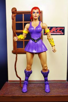 "Teela-Na (MOTUC) from the ""origin of the Sorceress"" (Masters of the Universe) Custom Action Figure"