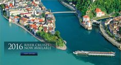 2016 itineraries are now available, from AMA Waterways! Let  Travel Detailing be YOUR guide to the incredible world of river cruising: JLazoff@traveldetailing.com or 410.517.2266