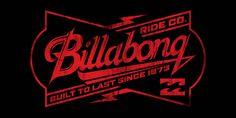 Billabong: Billabong T-shirt Design