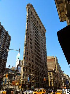Scatti e Bagagli: 7 giorni a New York, la città che non dorme mai! Flatiron Building