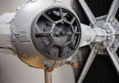 Nice-n Model Designs - Star Wars Tie Fighter, Klingon Bird of Prey, Star Trek Bird Of Prey
