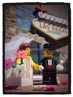 Hyperbolego – Lego Inspired Original Photography Wedding Day