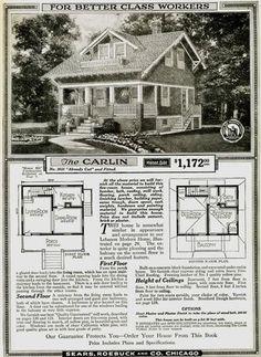 Sears Carlin 1918(3031). Similar to the Windsor and the Lebanon