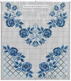 This Pin was discovered by NAL Cross Stitch Rose, Cross Stitch Borders, Cross Stitch Flowers, Cross Stitch Designs, Cross Stitching, Cross Stitch Patterns, Hardanger Embroidery, Cross Stitch Embroidery, Embroidery Patterns