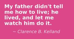 Loving quotes on Fathers' Day