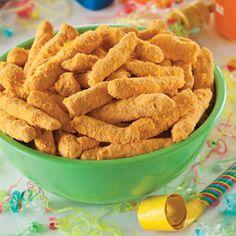 Homemade Cheetos  Homemade Snacks - Recipes for Homemade Snacks - Delish.com