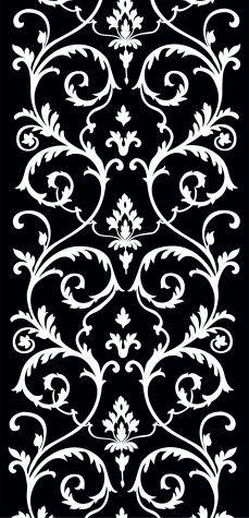 Ещё порция трафаретов / Декор / Интересные идеи декора