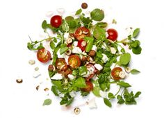 Feta and hazelnut salad of youth - Men's Health