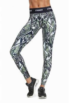 Stronger offers stylish and colorful workout clothing for women. Tights 7d390dfb39c