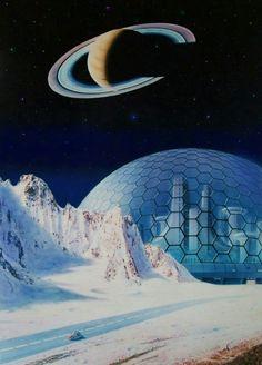 Sci fi concept art landscape planets science fiction new Ideas Arte Art Deco, Art Science Fiction, Digital Foto, Sci Fi Spaceships, 70s Sci Fi Art, New Retro Wave, Futuristic Art, Retro Illustration, Landscape Illustration