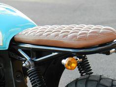 honda cafe racer seat