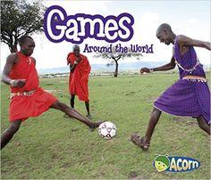Games Around the World: Clare Lewis: 9781484603710: Books - Amazon.ca