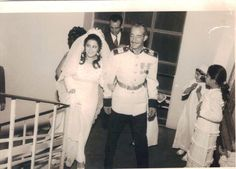 My dad just passed away October 2nd in Austria. This is a picture of him getting married to my mom in Iran. This is my first post on reddit and I just wanted to share him