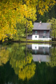 #Hubertussee in der #Walstern, Styria-Austria