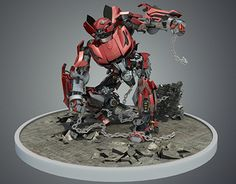 "Check out new work on my @Behance portfolio: ""Transformer"" http://on.be.net/1INkajW"