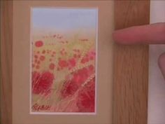 ▶ Silk Painting: Adding Depth & Contrast in Machine Embroidery - YouTube