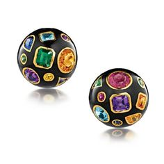 Verdura | Products | EARCLIPS | Fulco Earclips - http://www.verdura.com/store/earclips/products/fulco-earclips