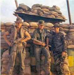 Vietnam War Comrades in Arms.
