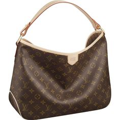 Louis Vuitton Monogram Canvas Delightful Monogram PM are for people who love the high fashion look. Their designs are unmistakable, they are elegant, sophisticated and beautiful. Buy Louis Vuitton Now! Louis Vuitton Designer, Louis Vuitton Taschen, Louis Vuitton Monograme, Louis Vuitton Handbags, Vuitton Bag, Lv Handbags, Handbags Online, Leather Handbags, Canvas Handbags