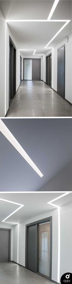 Sistemi Di Illuminazione A Led Per Interni.9 Fantastiche Immagini Su Illuminazione A Led Tagli Di Luce
