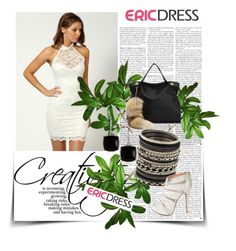 """Ericdress 5"" by melodibrown ❤ liked on Polyvore featuring Argento Vivo, ALDO, Charlotte Russe and vintage"