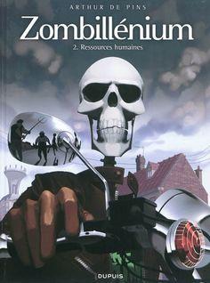 Le deuxième tome de zombillenium est enfin arrivé !