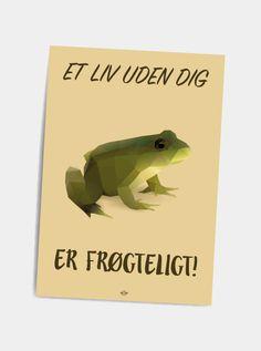 Holy mågely - postkort - Hipd.dk - sjove jokes og ordspil på plakater Pep Talks, Funny Bunnies, Wallpaper Pictures, Dad Jokes, Funny Signs, Picture Quotes, Puns, Denmark, Wise Words