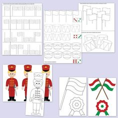 Multicultural Activities, Activities For Kids, Diy And Crafts, Crafts For Kids, Popsicle Crafts, School Information, Christmas Coloring Pages, Christmas Colors, Spring Crafts