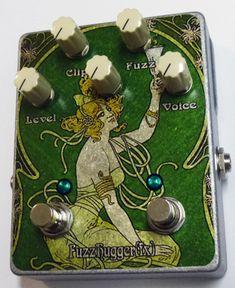 FuzzHugger.com Effects Shop - FuzzHugger(fx) boutique guitar fuzz pedals