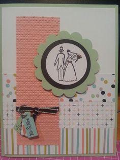 Tiny tags wedding