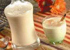 Coquito  2 cups of coconut milk  1 cup condensed milk  2 tsp ground cinnamon  1/4 tsp ground nutmeg  1/8 tsp ground cloves  1/2 cup puerto rican rum    Blend well  Chill and serve cold    Garnish and serve with a sprinkle of nutmeg