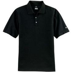 Nike Men's Golf Dri-Fit Pique II Polo