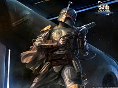 Female Boba Fett | life on the razor s edge