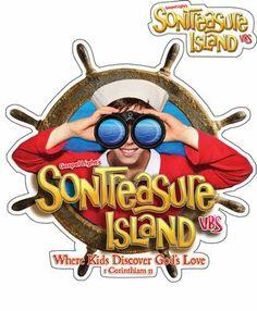 Sontreasure island clipart