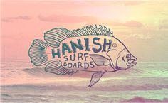 Renato Botelho - Illustrator & Art Director for Hanish surfboards