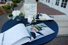 Rebecca and Will, Charlotte, NC, The Beautiful Mess Photography, The Blossom Shop, Charlotte Country Club, Hall & Webb Event Design, Charlotte Wedding Planner - Guestbook