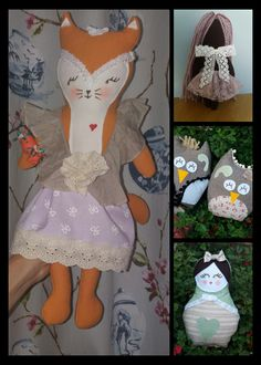 Handmade doll Christmas Stockings, Dolls, Photo And Video, Holiday Decor, Handmade, Instagram, Needlepoint Christmas Stockings, Baby Dolls, Hand Made