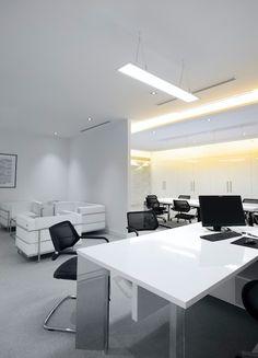 Antonio Pio Saracino Designs Gemlike Dubai Headquarters for Marka