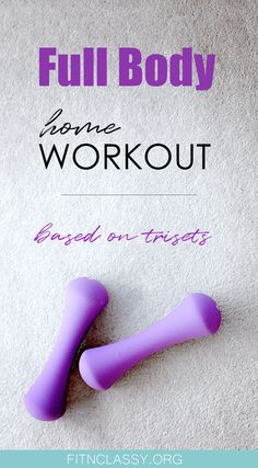 Full body home workout based on three trisets with hand weights. Target a few body muscle parts at the same time with slow but steady pace. Beauty Routine Checklist, Beauty Routines, Skincare Routine, Interval Training, Excercise, Exercise Cardio, Workout Abs, Body Workouts, Workout Fitness